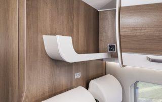 Vantourer Innenraum 2021